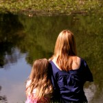 Letting go and finding faith while parenting